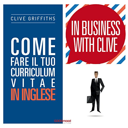 Come fare il tuo curriculum vitae in inglese  audiobook cover art