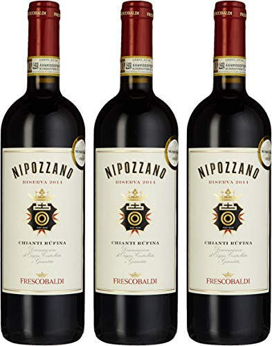 Marchesi de Frescobaldi Nipozzano Chianti Rufina Riserva 2012 13% Vol. 0,75 l