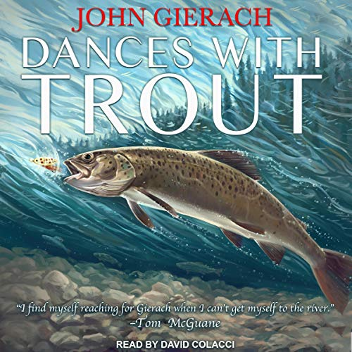 Dances with Trout audiobook cover art