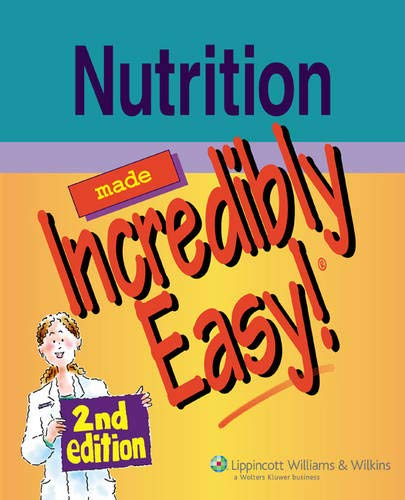 Nutrition Made Incredibly Easy!