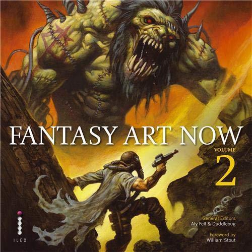 Fantasy Art Now, Volume 2