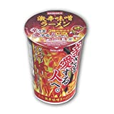 大黒食品 DAIKOKU 激辛味噌ラーメン 辛さを愛する人へ。58g × 1ケース (12食入り)