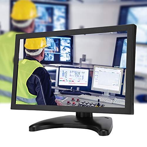 Eosnow Monitor HD, Monitor Industriale Display Display da 11,6 Pollici Custodia in Metallo per PC TV CCTV, Fotocamera, Sicurezza, Computer, Drone(Traduzione)