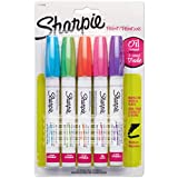SHARPIE Oil Based Paint Marker, Assorted Fashion Colors, Pack of 5