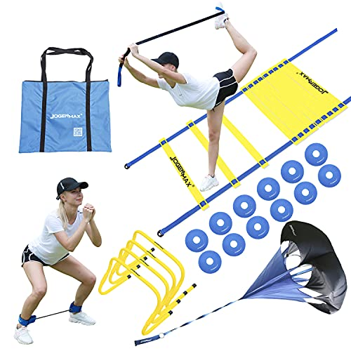 JOGENMAX Speed & Agility Training Set