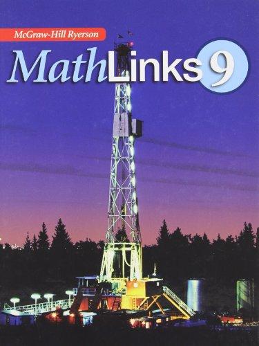 MathLinks 9 Student Edition