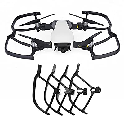 Rantow 4 Pcs RC Quadcopter Quick Release Propeller Guard Protector for DJI Mavic Air Drone