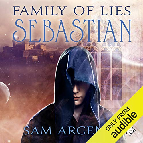Family of Lies: Sebastian audiobook cover art