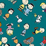 Springs Creative SC299 Snoopy Charlie Brown Peanuts Dark