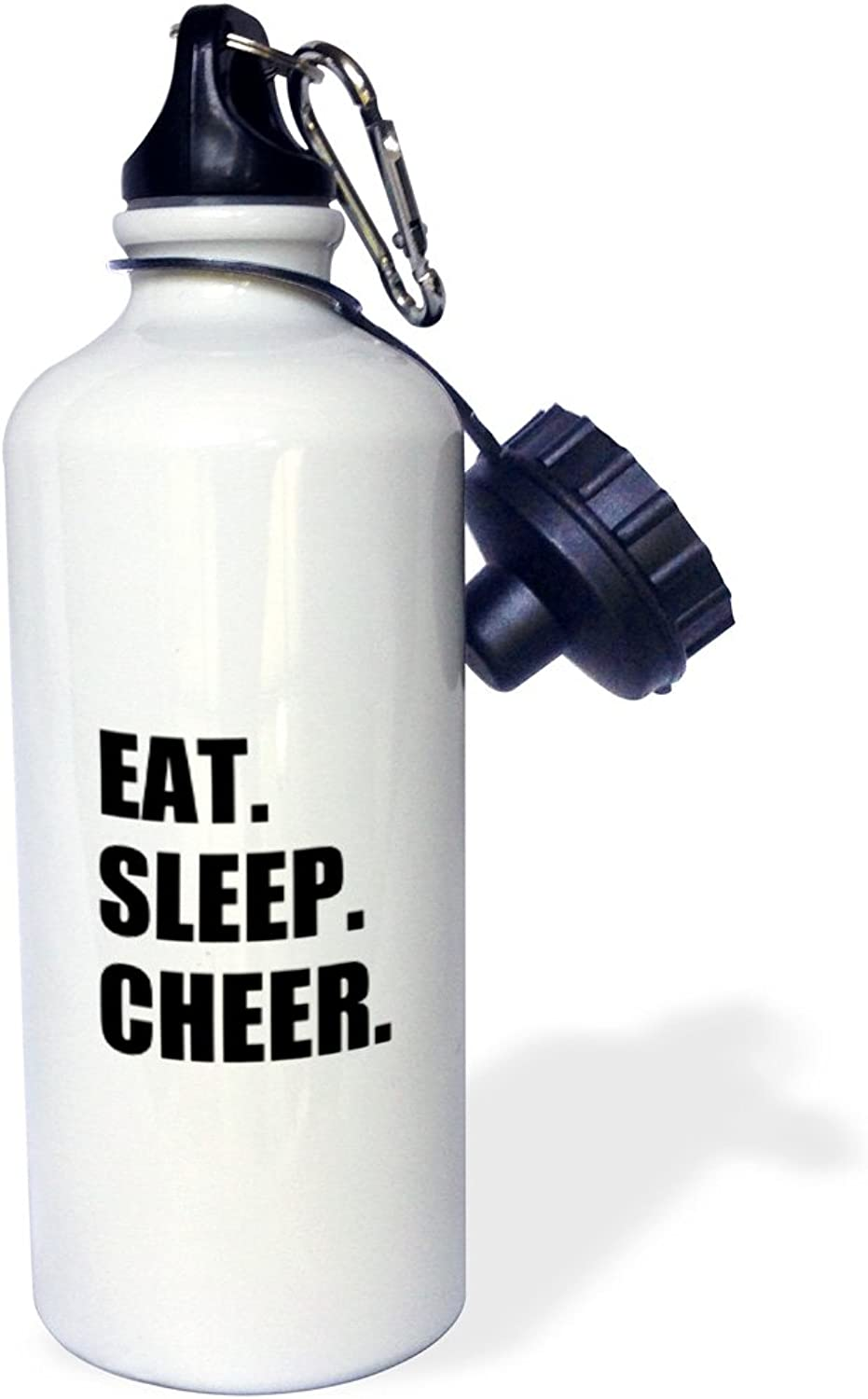 3dpink wb_180388_1 Eat Sleep Chemistry  Passionate About Science Chemist Student Teacher  Sports Water Bottle, 21 oz, Multicolor