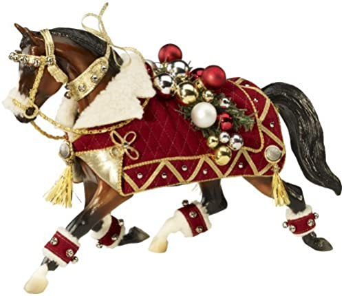 Breyer Winter Belle 2011 Holiday Horse 15th In Series by Breyer