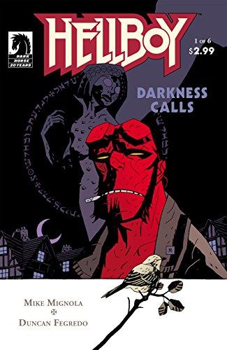 Hellboy: Darkness Calls #1 (English Edition)