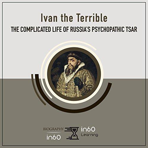 Ivan the Terrible audiobook cover art