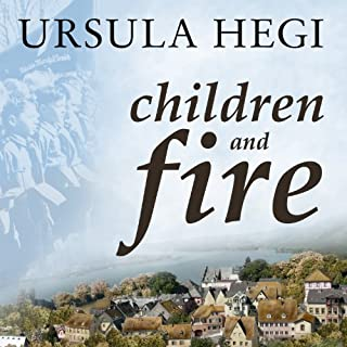 Children and Fire audiobook cover art