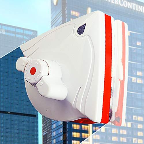 """Tergivetro per doccia, tergicristallo per vetri, strumenti per la pulizia magnetici, spazzola per la pulizia dei vetri, uso per finestre di grattacieli con spessore 5-30 mm (0,2 """"-1,2"""")"""