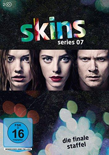 Skins - Series 07 [2 DVDs]