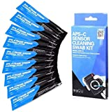 UES DSLR or SLR Digital Camera Cleaning Swab for APS-C Sensors, 20 swabs (UES-APSC-20)