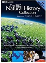 The BBC Natural History Collection: Featuring Planet Earth (Planet Earth / The Blue Planet: Seas of Life / Life of Mammals / Life of Birds)