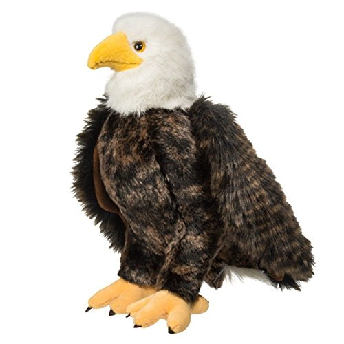 Douglas Adler Bald Eagle Plush Stuffed Animal