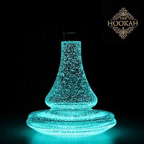 THE HOOKAH - MONSTER JOE 2.0 Woodoo Bowl |Wasserpfeife/Shisha |Mit oder Ohne Click Ring, Mit Click Ring