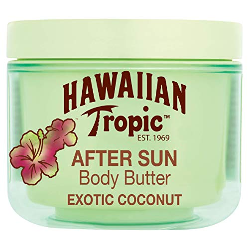 Scopri offerta per Hawaiian Tropic COCONUT BODY BUTTER, Burro per Corpo - 200 ml