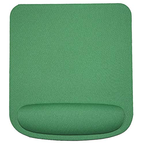 Photo of Benoon Non-Slip Game Mouse Pad With Wrist Support, Computer PC Laptop Mat For Home Office Green