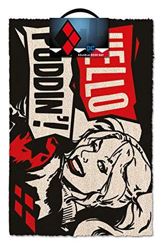 608832B - Dc Comics - Paillasson - Harley Quinn (40X60) (Playstation 4)