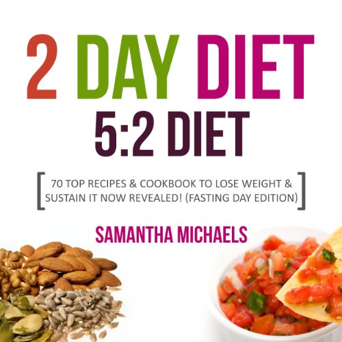 The 2 Day Diet audiobook cover art