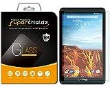 Supershieldz for Verizon Ellipsis 8 Tempered Glass Screen Protector, Anti Scratch, Bubble Free