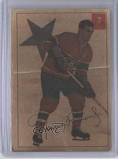 1954 55 parkhurst hockey cards