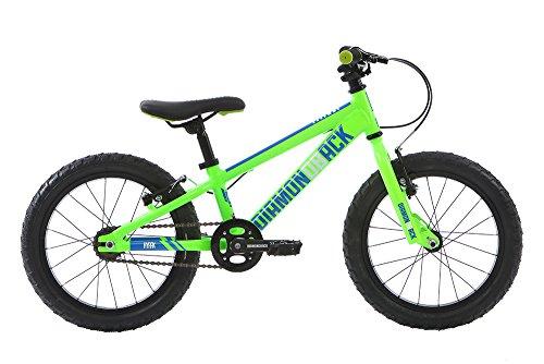 Diamondback Kinder Hyrax Hardtail Mountainbike, neon Green, 8-Inch