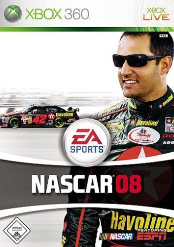 Electronic Arts  NASCAR 08 Xbox 360