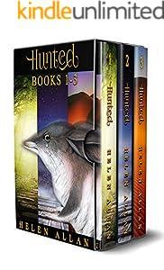 The Hunted Series 4巻 表紙画像
