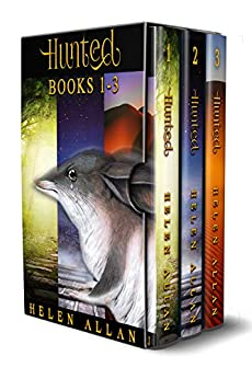[Helen Allan]のHunted compilation books 1-3 (The Hunted Series) (English Edition)