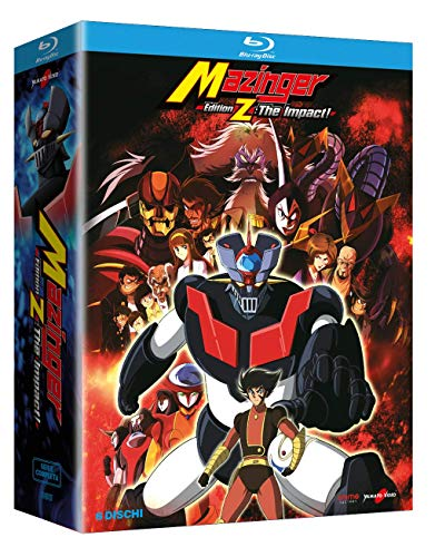 Mazinger Edition Z - The Impact! (6 Blu-Ray) (Box Set) (6 Blu Ray)