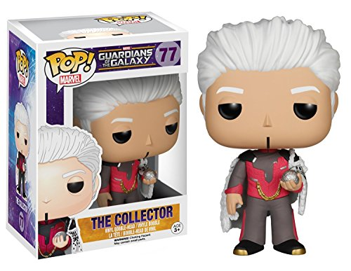 Funko- Guardians of Galaxy The Collector Figura de Vinilo (5178)
