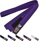 RDX BJJ Belt GI Jiu Jitsu Competencia Competencia Cinturón Attila Series MMA Kimono...