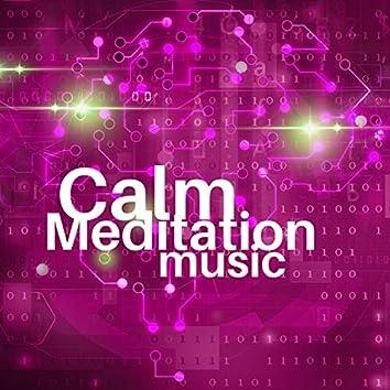 Calm Meditation Music - Theta Brain Waves