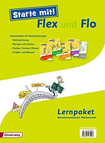 Starte mit Flex und Flo - Lernpaket Mathematik