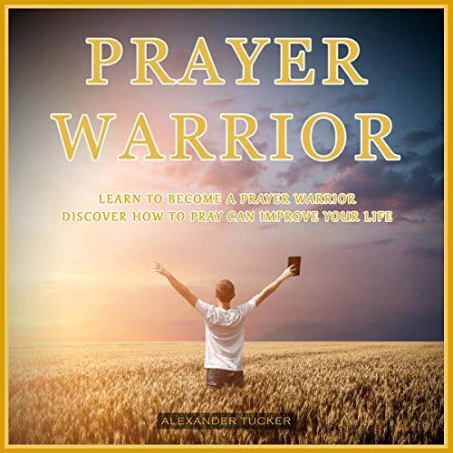 Couverture de Prayer Warrior