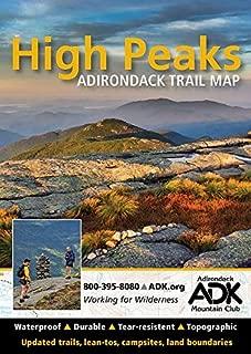 46 peaks map