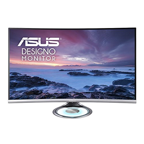 ASUS tft MX32VQ - Designo Curved X 1080 Monitor, 90LM03R0-B01170 (X 1080 Monitor)