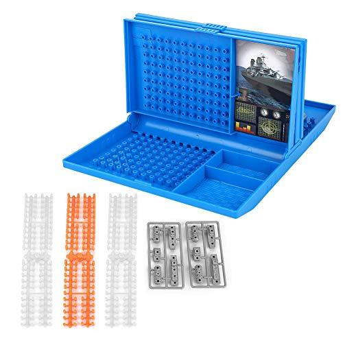 Brettspiel der Seeschlacht Kinder Kind Brettspiel Eltern Familie Spaß Kampf Strategie Brettspiel