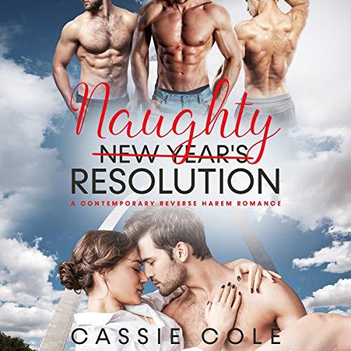 Page de couverture de Naughty Resolution