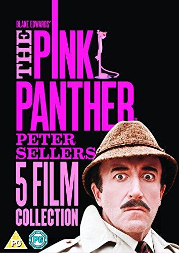 Pink Panther Live Action Boxset DVD [UK Import]