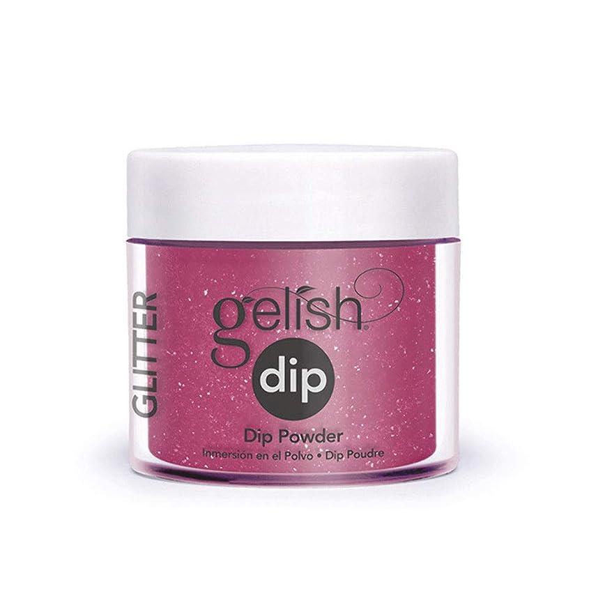 その後刃好奇心Harmony Gelish - Acrylic Dip Powder - High Voltage - 23g / 0.8oz