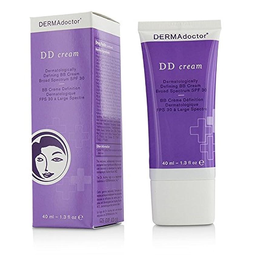 彼寛容な優れましたダーマドクター DDクリーム (皮膚科医認証 BBクリーム SPF30) 40ml/1.3oz並行輸入品