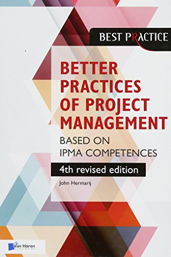 Better Practices of Project Management Based on IPMA Competences