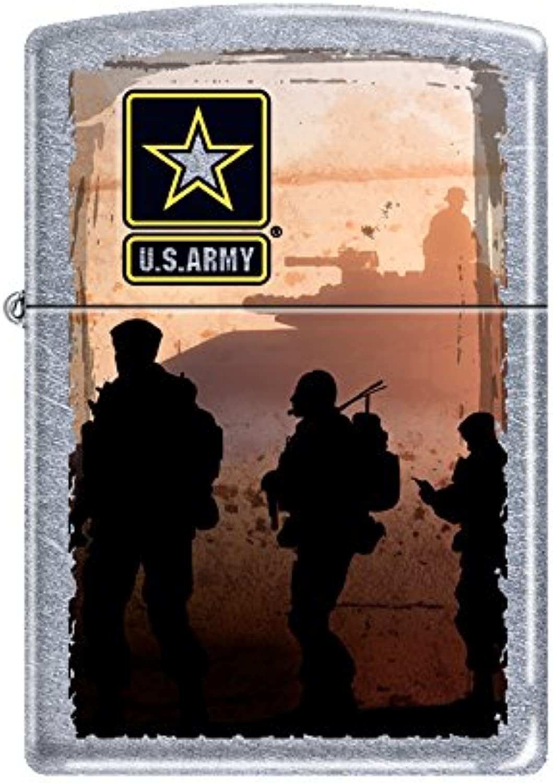 Zippo US Army Chrome Lighters