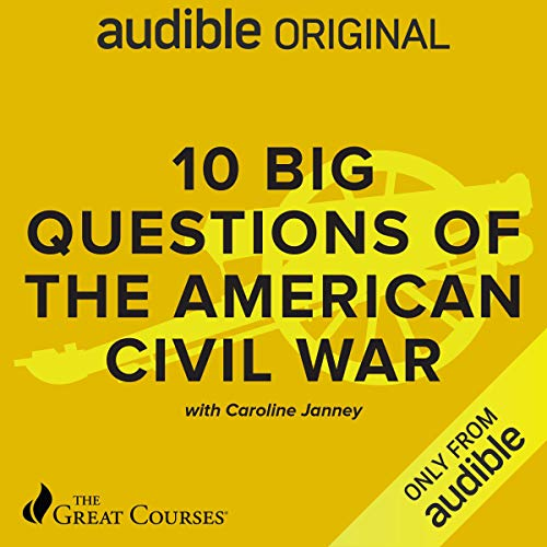10 Big Questions of the American Civil War Titelbild